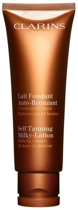 Clarins Self Tanning Milky-Lotion For Face and Body