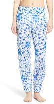 Luli Fama Women's Print Cover-Up Pants