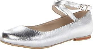 Elephantito Girls' French Ballet Flat Little Big Kid