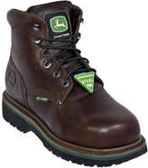 John Deere Boots Safety Toe Lace-Up Flexible Internal Met Guard (Men's)