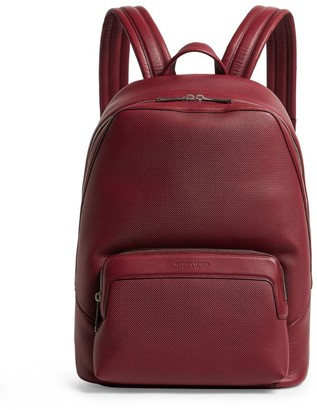 Bottega Veneta Medium Leather Marcopolo Backpack