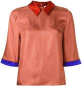 Roksanda Demi blouse - women - Silk - 8