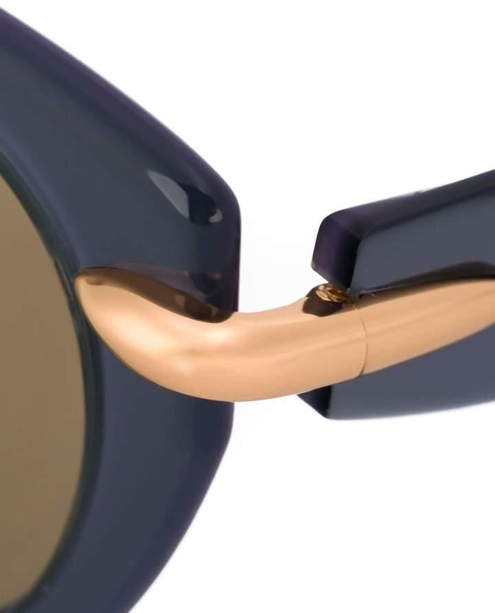 Pomellato cat eye sunglasses