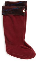 Hunter Women's Tall Knit Cuff Welly Boot Socks