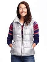 Old Navy Metallic Frost-Free Vest for Women