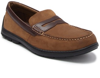Sperry Monterey Suede Penny Loafer