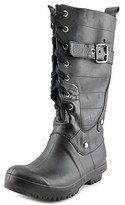 MET Jet Round Toe Synthetic Mid Calf Boot.