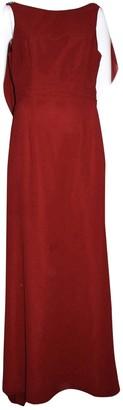 Jenny Packham Red Dress for Women