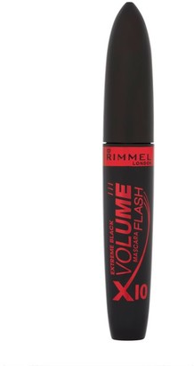 Rimmel Volume Flash X10 Mascara 8Ml Black Extreme