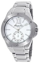 Kenneth Cole New York Women's 10020844 Dress Sport Analog Display Japanese Quartz Silver Watch