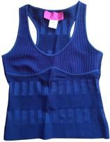 Christian Lacroix Blue Top for Women Vintage