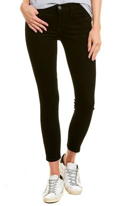 Current/Elliott The Stiletto 0 Clean Black Skinny Crop Jean