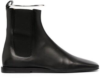 Jil Sander Ankle Bracelet Ankle Boots