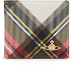 Vivienne Westwood Derby Wallet With Coin Pocket New Exhibition