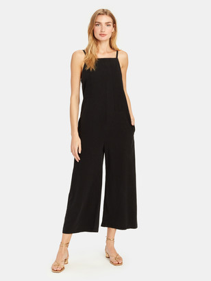 Lacausa Silk Brooks Jumpsuit