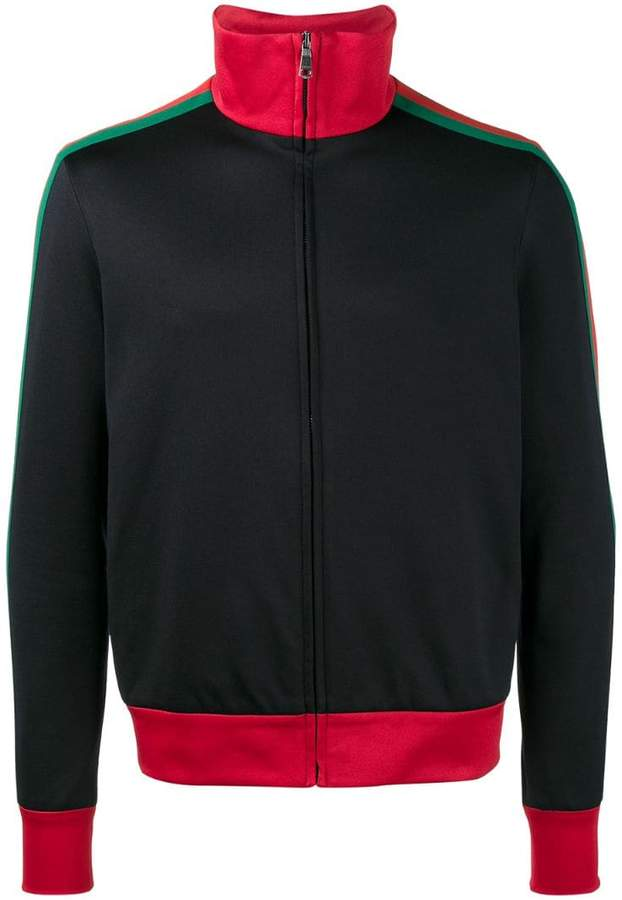 Gucci 'modern future' track jacket