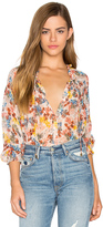 Ella Moss Wildflower Blouse