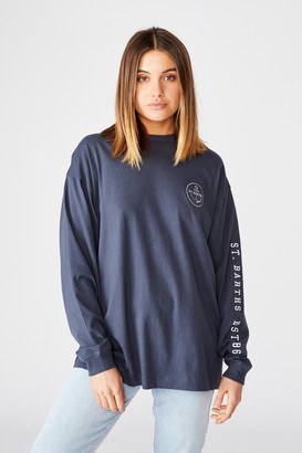 Supre Bahamas Long Sleeve Tee