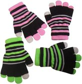N'Ice Caps TM N'Ice Caps Girls Multi Pair Magic Glove And Texter Pack
