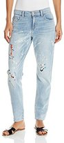 Siwy Women's Shelby Relaxed Boyfriend