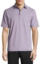 Peter Millar Crown Sport Jubilee Striped Performance Polo Shirt