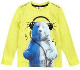 Petit Lem Boys 2-7 Polar Bear Sweater
