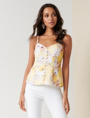 Ever New Esme Button Down Bustier