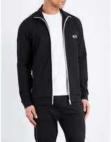 Hugo Boss Cotton-jersey Jacket