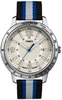 Timex T2N754 39mm Stainless Steel Case Cloth Men's Watch