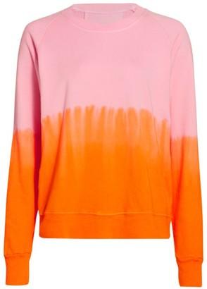 Splits59 Colorblock Tie-Dye Sweatshirt