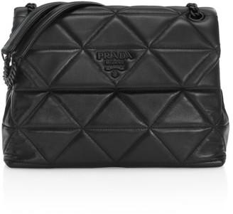 Prada Medium Spectrum Quilted Leather Shoulder Bag