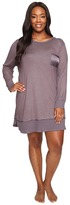 Midnight by Carole Hochman Plus Size Packaged Key Item Sleepshirt