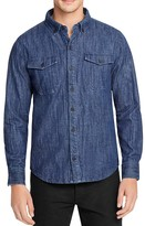 Blank NYC BLANKNYC Haywire Denim Regular Fit Button-Down Shirt