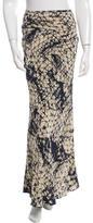 Gryphon Batik Print Silk Skirt w/ Tags