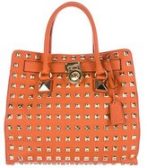 MICHAEL Michael Kors Michael by Michael Kors Hamilton Large Studded Tote