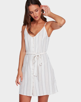 Billabong Arizona Stripe Dress