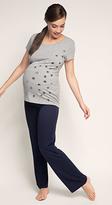 Esprit Loungewear T-shirt in a cotton blend