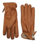 WANT Les Essentiels Chopin Leather Zip Gloves
