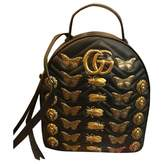 Gucci Leather Backpack Marmont