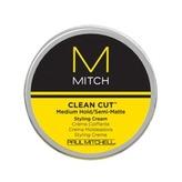 Paul Mitchell Mitch Clean Cut Medium Hold/Semi Matte Styling Cream 85g