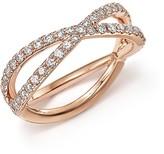 Bloomingdale's Diamond Midi Ring in 14K Rose Gold, .35 ct. t.w. - 100% Exclusive