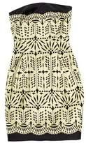 Mara Hoffman Floral Print Mini Dress