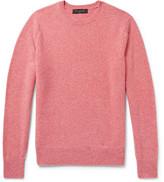 Rag & Bone Victor Wool-blend Sweater - Pink
