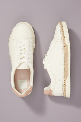 Dolce Vita Madox Espadrille Sneakers By in White Size 6