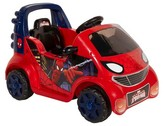 Spiderman Kids' Single Seat 6V Ride On - Red