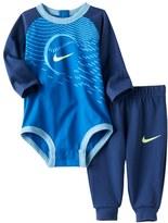 Nike Baby Boy Sports Bodysuit & Pants Set