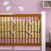 DwellStudio Dwell Studio-Small Dots Blossom Fitted Crib Sheet