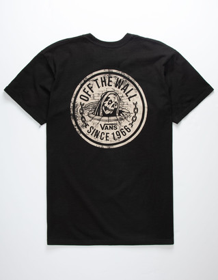 Vans Sewer Crew Mens T-Shirt