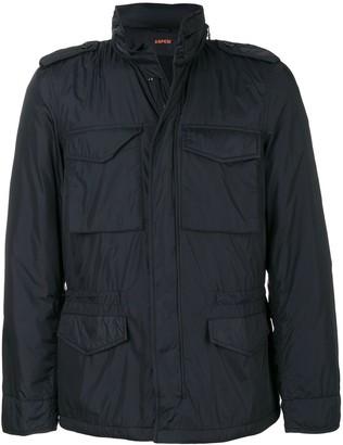 Aspesi Zipped Multi-Pocket Jacket