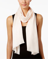 Calvin Klein Basic Soft Wrap & Scarf in one